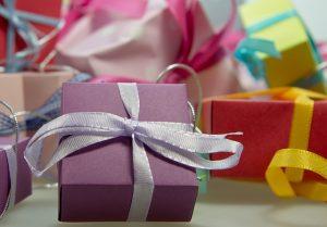מתנות לבר ובת המצווה